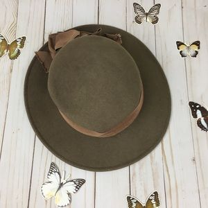 Bollman Vintage Brown Axcess Hat